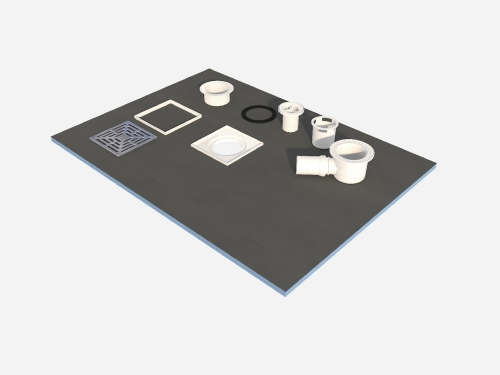 LUX H80 Shower Tray